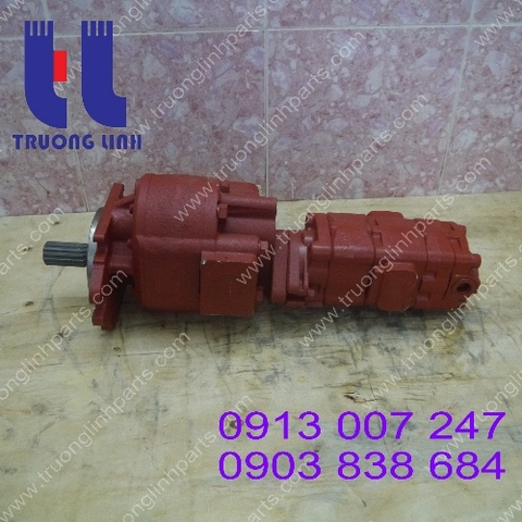 Kayaba Hydraulic Pump KFP51100-KFP2233-19ARG - Kawasaki Wheel Loader
