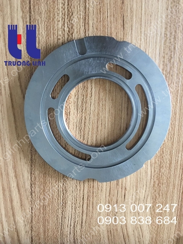 Valve plate of Hydraulic piston pump MFE19 - Wheel Loader