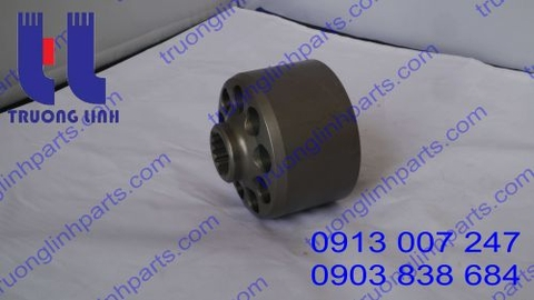 Cylinder A10VO28 of hydraulic pump, Uchida