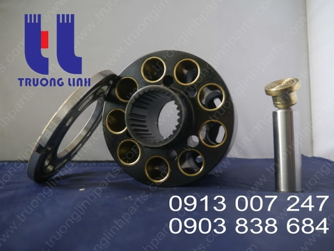 Hydraulic Piston Pump Parts PV24, SPV6