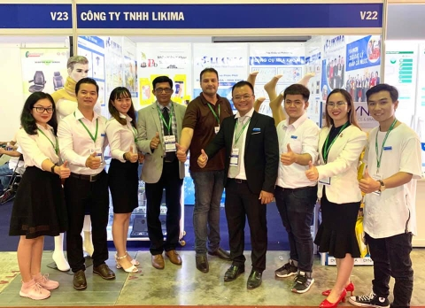 Likima & Pharmed & Healthcare Vietnam 2019