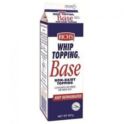 Whip Topping Base