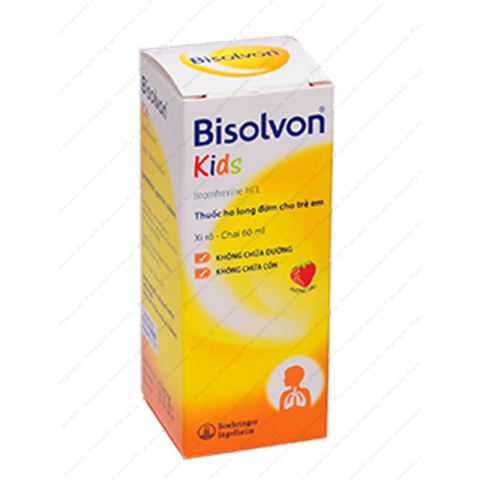 Bisolvon 4mg/5ml