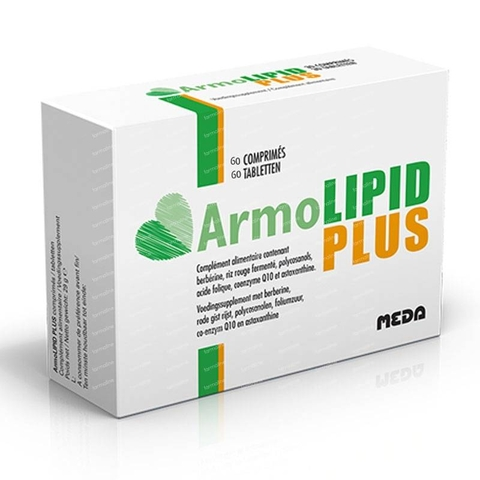 Armolipis plus