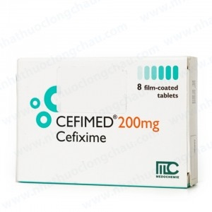Cefimed 200mg