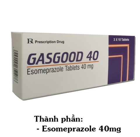 GasGood 40 ( Esomeprazole 40mg)