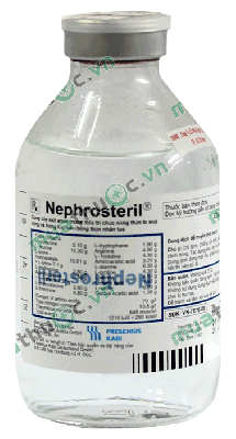 Nephrosteril chai 250ml