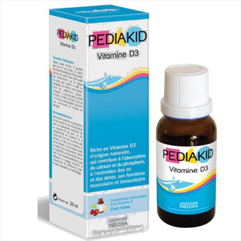 Pediakid vitamin D3