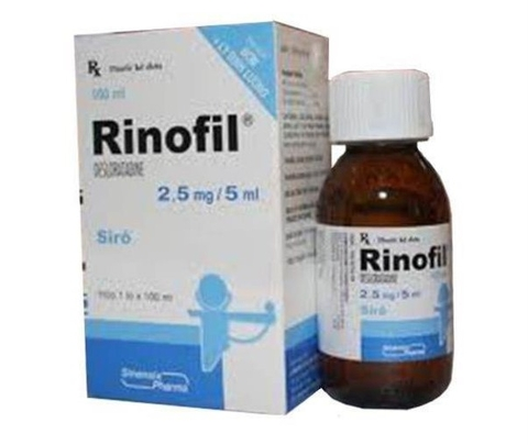 Rinofil 2.5mg/5ml