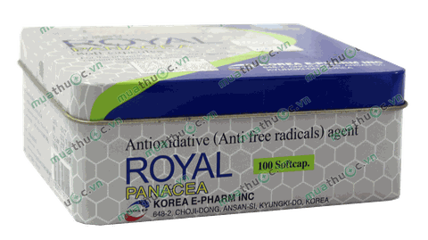 Royal panacea