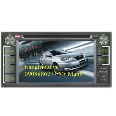 DVD THEO XE FORTUNER - MS:05