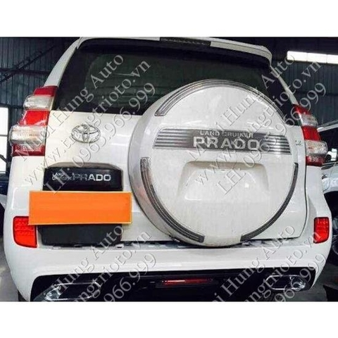 BODY KIT TOYOTA PRADO