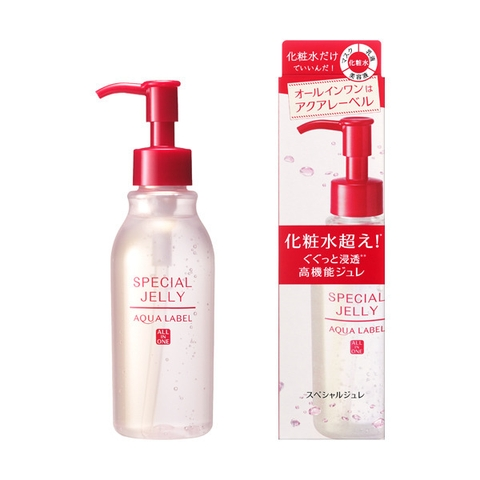 Gel dưỡng da Shiseido Aqualabel Special Jelly All In One (160ml) - Nhật Bản
