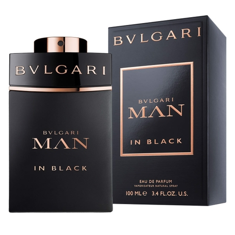 Nước hoa Bvlgari Man in Black EDP (100ml) - For Men