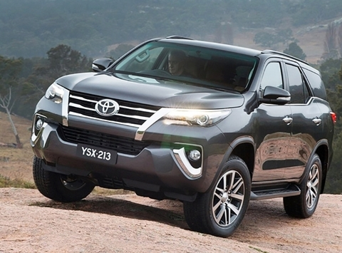 Fortuner G 2.4 4x2 AT