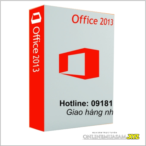 Bộ DVD OFFICE 2013 ALL