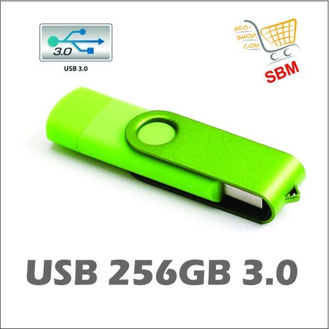 256GB USB 3.0 Flash Drive
