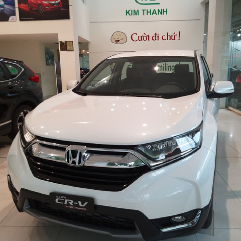 HONDA CR-V 1.5 Turbo 07 Chỗ