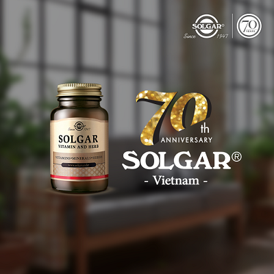 Solgar - Brightens your life
