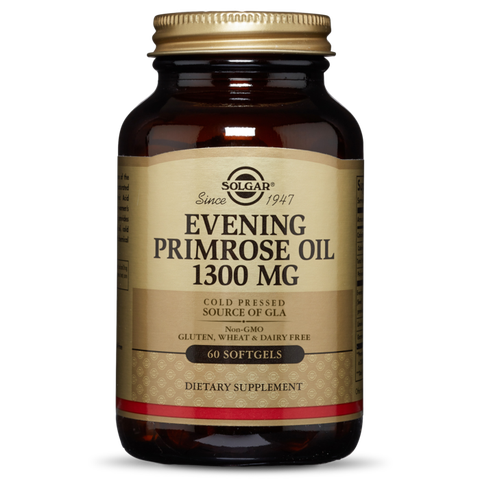 Solgar® Evening Primrose Oil 1300 mg 60 Softgels