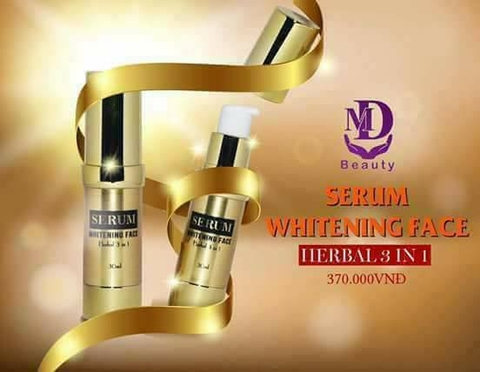 SERUM THẢO DƯỢC 3 IN 1 - BEAUTY