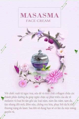 MASASMA FACE CREAM