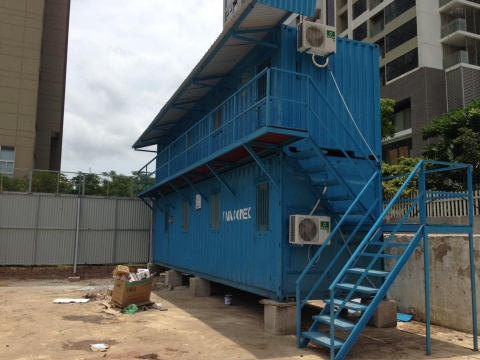 Container Văn Phòng 40Feet - ICVP011