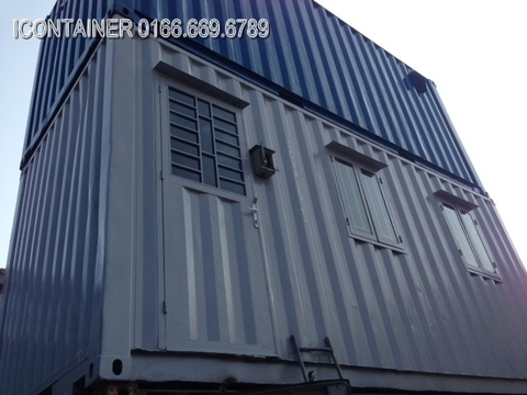 Container Văn Phòng 20Feet - ICVP027