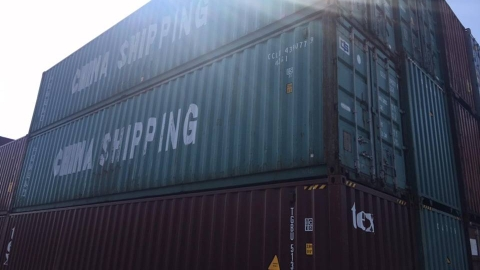 Container 40Feet DC CCLU 4390779