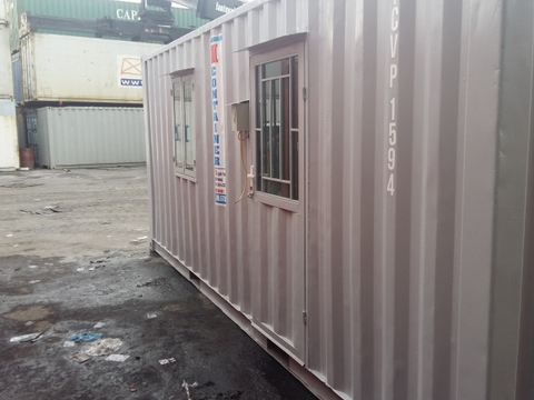 Container Văn Phòng 20Feet - ICVP024
