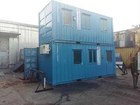 Container Văn Phòng 20Feet - ICVP023