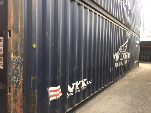 Container 40Feet DC NYKU 8064382
