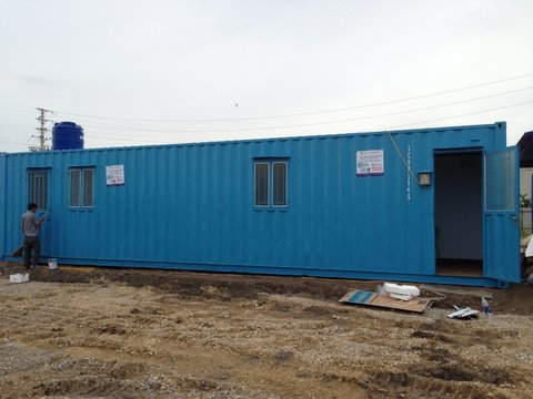 Container Văn Phòng 40Feet - ICVP022
