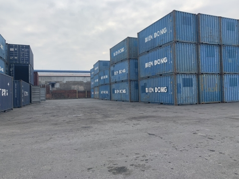 Container 20Feet  BIENDONG