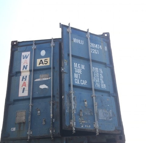 Container 20Feet WHLU 2614740