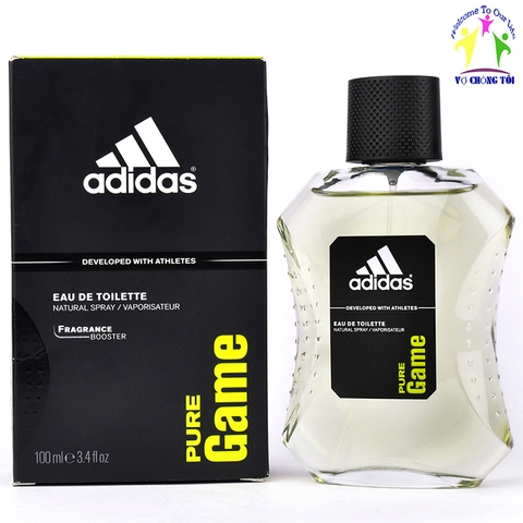 Nước Hoa Nam Pure Game Adidas