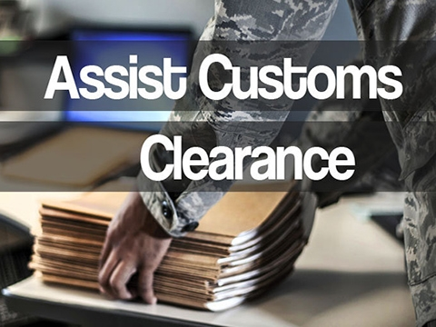 Certificate of Customs Clearance Agent