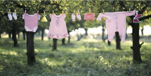 baby magchan giặt sạch quần áo và an toàn cho da bé
