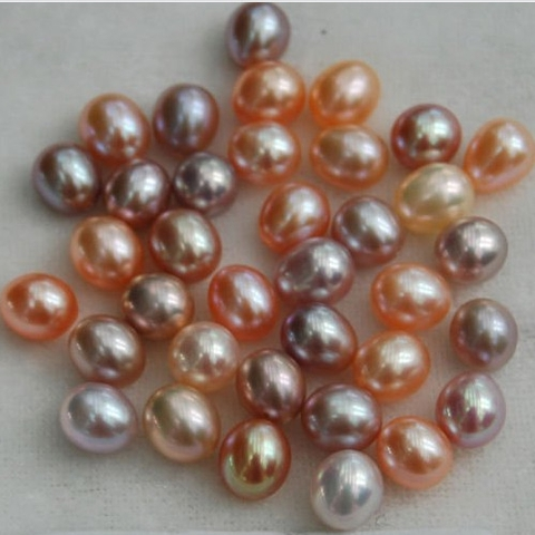 7mm drop loose pearl