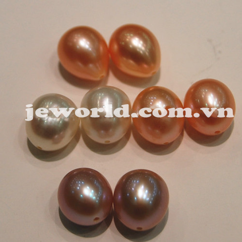 8-9mm drop loose pearl