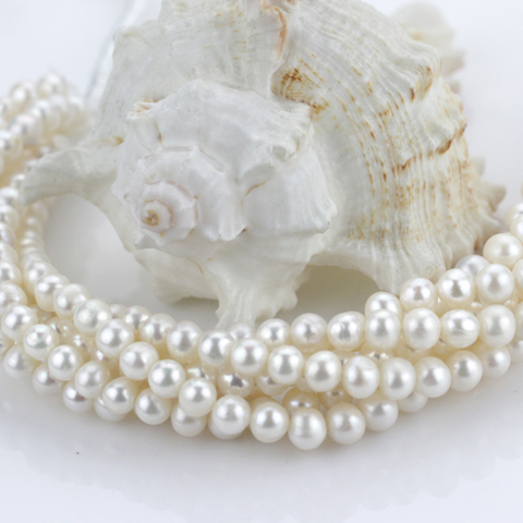 8mm white pearl strand in Hanoi, Vietnam