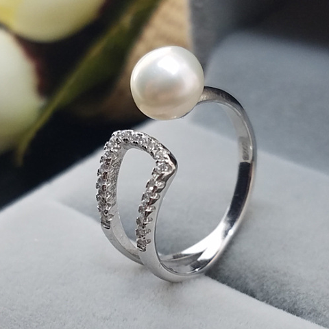 Nice pearl ring
