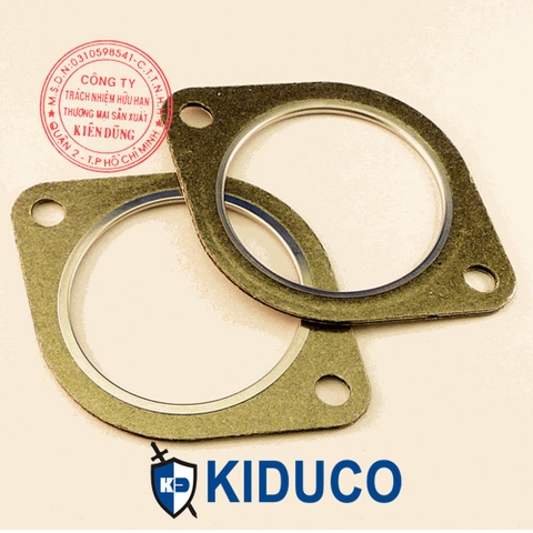 KIDUCO EXHAUST SPIRAL WOUND GASKET
