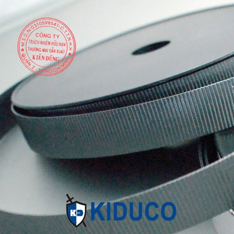 Băng cuộn Kiduco Corrugated Graphite Tape