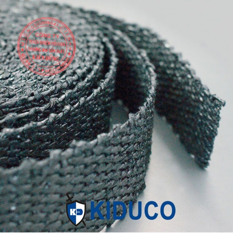 Băng cuộn Kiduco Braided Graphite Tape