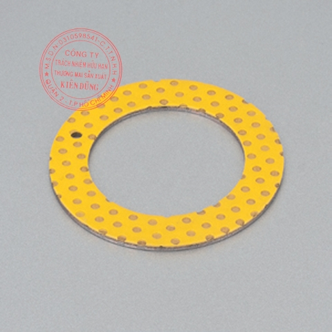 2WC Marginal Pb-free Self-Lubricating Compound Thrust Washer