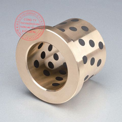 CNP-JFB Solid-Self-Lubricating Flange Bearings