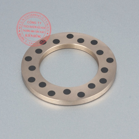 CNP-JTW Solid-Self-Lubricating Thrust Bearings