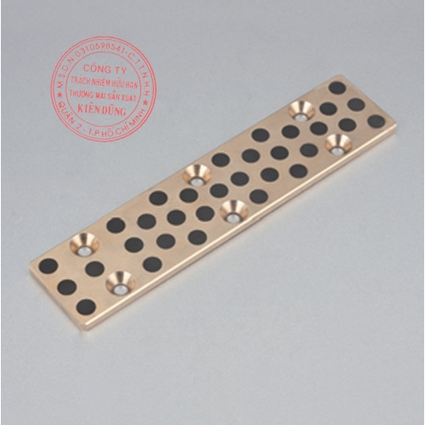 CNP-JUWP Solid-Self-Lubricating Wear Plates