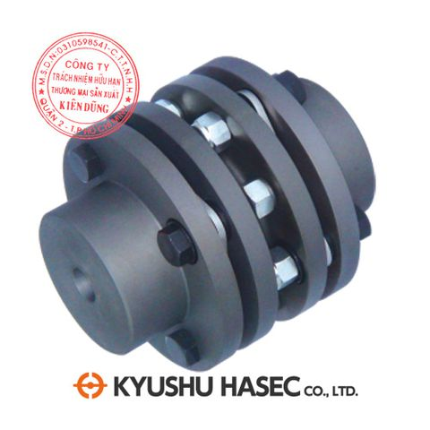 KYUSHU HASEC DISC COUPLING FM SERIES